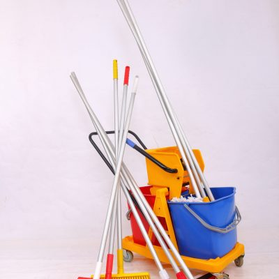 janitorial supplies page